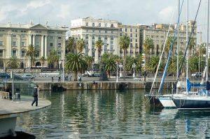Barcelona porto