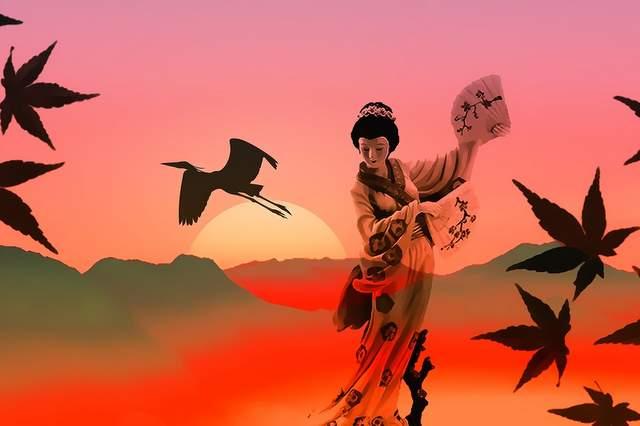 Giappone paese del sol levante