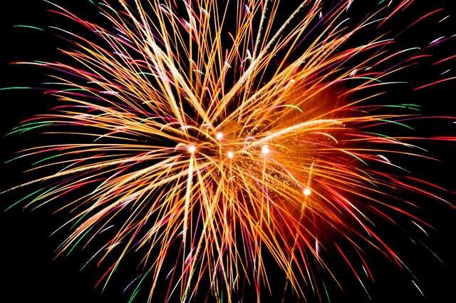 Fuochi d'artificio 4 Luglio