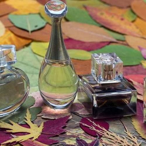 Il profumo come oggetto di moda